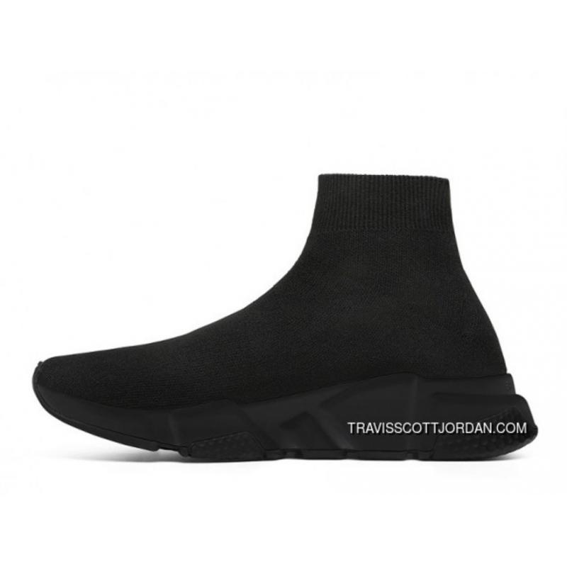 a21848983 Mens Womens Balenciaga Speed Trainer Triple Black Outlet, Price ...