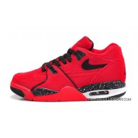 e047d2b8 New Year Deals 2015 Latest Nike Air Flight 89 Gym Red Suede Womens Shoes  Oulter