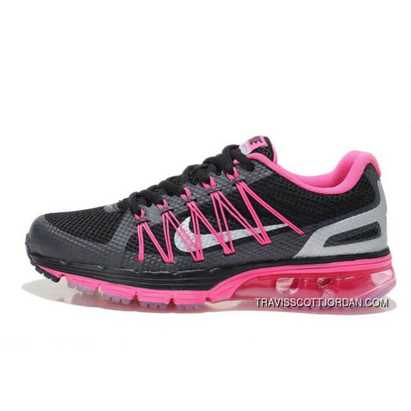 Max 2020 Running Noir Pink Chaussures Femme Nike Air For