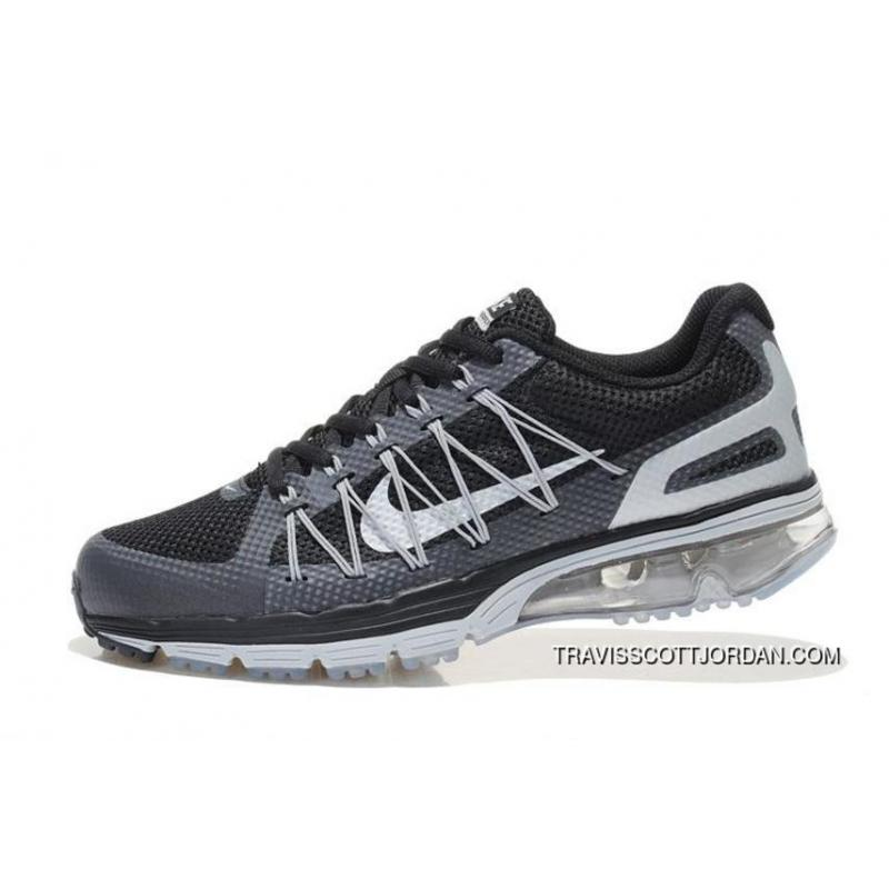 New Nike Air Max 2020 New Release 2015 Nike Air Max 2020 Mens Shoes Running Black Silver