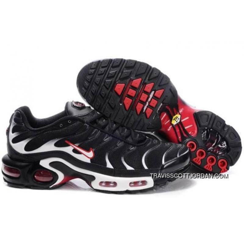 wholesale dealer 309d7 237e4 Nike Air Max Tn I Mens Shoes Black Red White Outlet