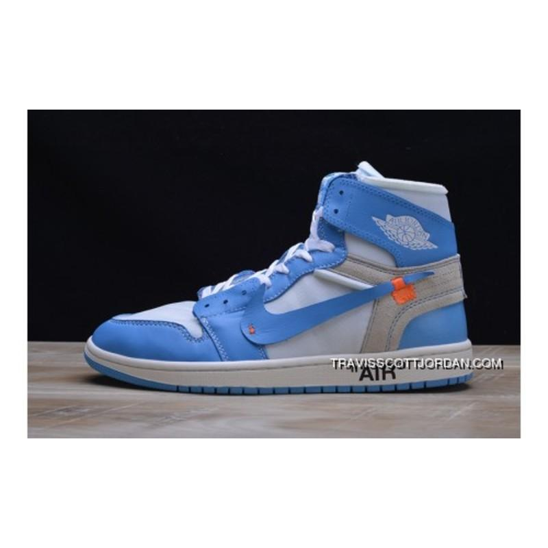 New Style Nike Air Force 270 X Off White X Air Jordan 1 Unc
