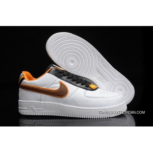 the latest c3d5c b86e0 Limit Givenchy Riccardo Tisci Nike R.T. Air Force 1 Rihanna Style Mens  White Couples Low Shoes ...