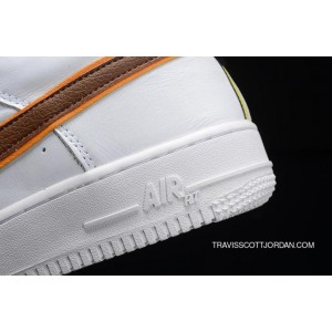 uk availability e5b9f 5f7b9 ... Limit Givenchy Riccardo Tisci Nike R.T. Air Force 1 Rihanna Style Mens  White Couples Low Shoes ...