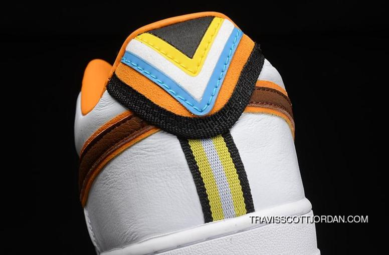 new product ebbd6 a334a Limit Givenchy Riccardo Tisci Nike R.T. Air Force 1 Rihanna Style Mens  White Couples Low Shoes